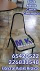 Muebles myk.cl  - fabrica de muebles metalicos, sillas, mesa, camarote anuncio enviado a www.chileanuncios.cl por Tratamiento Metalico el 4/5/2016