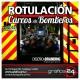Rotulacion gráfica de carros de bomberos, carros de rescate, grafica24 anuncio enviado a www.chileanuncios.cl por Grafica24 el 5/5/2017