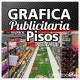 Gráficas adhesivas impresas resistentes para pisos de alto trafico anuncio enviado a www.chileanuncios.cl por Grafica24 el 11/9/2017