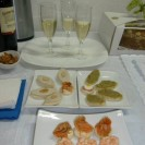 Pisco sour canapes cebiche tapaditos bautizos despedidas baby shower . Novias, novios, sea el anfitrion ideal en su fiesta 985355494.